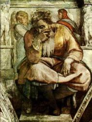 Le pouvoir de la paix créatrice  - Jérémie (Michelangelo)