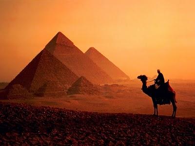 Egyiptom- A Piramisok