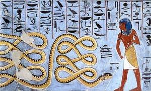 El enemigo del Alma-el demonio Apophis