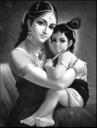 Shakti-Vishnu