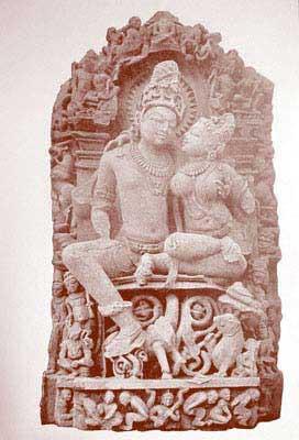 Potentialités de la Sexualité - Shiva et Parvati