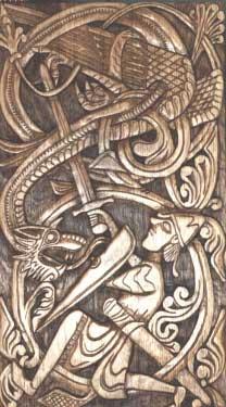 Vikingek - Északi mitológia