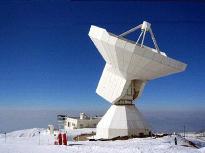 Télescope - La radioastronomie