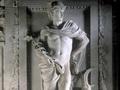 Artus Quellinus - Hermes Trismegistus Merkuriuksen sauvan kanssa