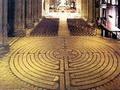 A labirintusok misztériuma- a Chartres katedrális labirintusa