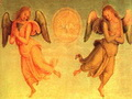 Prophets and diviners - Perugino: The Holy Spirit