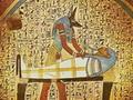 Kuolema muinaisessa Egyptissä-Anubis-Elämän ja kuoleman mysteerit