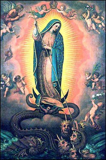 La Madre Divina