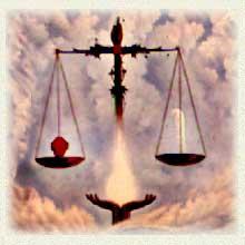 Karman laki - tasapaino - Gnosis-kurssit