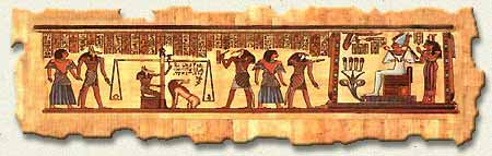 Egypti papyrus - gnosis-kurssit