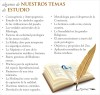 UNA NUEVA VISIÓN DE LA VIDA: Temas de Estudio