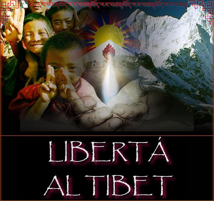 Libertá al Tibet!