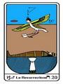 Tarocco, L'Arcano N 20 Tarocco Egiziano