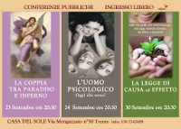Conferenze Trento