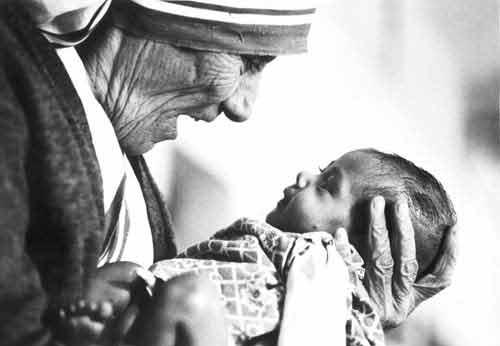 Maica Tereza - Sacrificiul (Revolutia Constiintei)