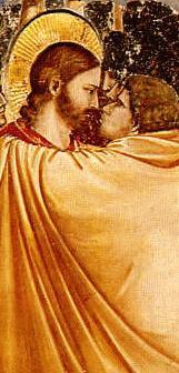 Iisus şi Iuda