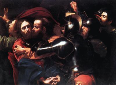 Sarutul lui Iuda - Iisus
