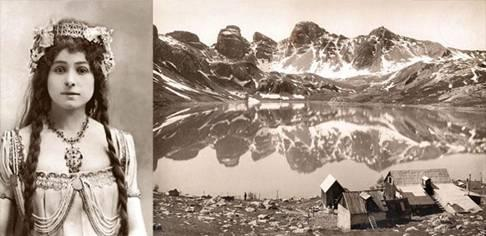 Alexandra DAVID-NEEL, lac