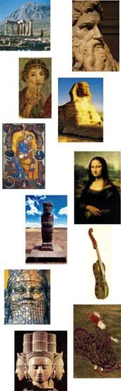 Arta obiectiva- Arta, Arta initiatica, Arta obiectiva