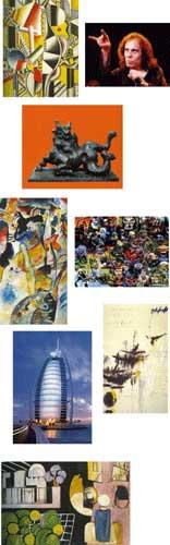 Arta, Arta initiatica,  Arta subiectiva