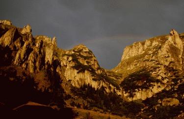 Priroda, Planina