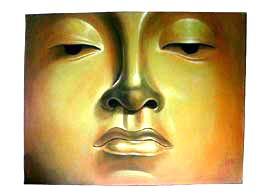 Budha meditirajući