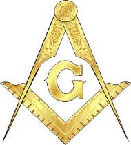 Simboluri masonice - Compasul, Echerul, Rigla