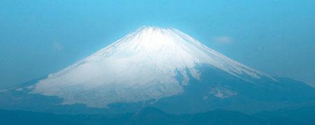 A Fudzsi hegy