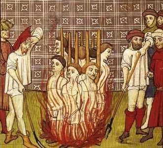 Gnoza-Protivnici, Inkvizicija, ahimsa