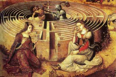 Labirint: Praktična Gnoza vs. Teorije