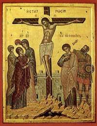 Jézus Keresztre feszítése- Nagyhét