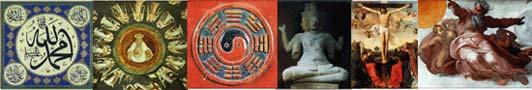 Diferite simboluri religioase - Religia ca Ştiinţă