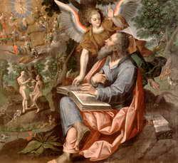 Sfântul Matei - Revelarea lumilor superioare
