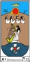 Tarot, Arcanul Nr.22 al Tarotului, Tarotul Egiptean, Coroana Vieţii