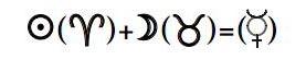 Simbol merkura