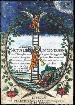 Govori Mutus Liber- Plansa 1