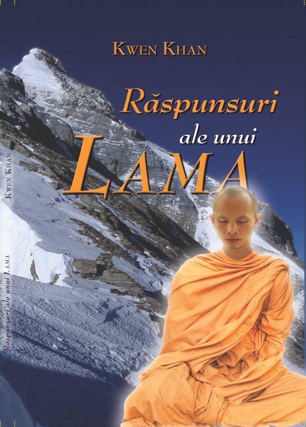 Răspunsuri ale unui Lama - de Oscar Uzcategui