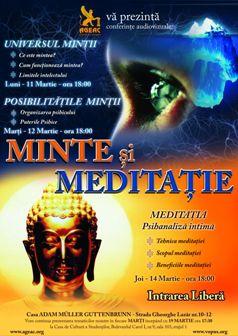 Pamet, Meditacija