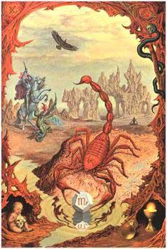 Zodiac - Imagine Zodia Scorpion
