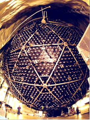 Parallel Universes - Sudbury Neutrino Observatory