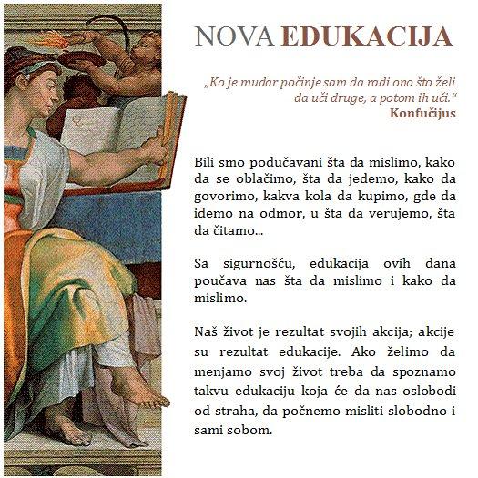 Nova edukacija
