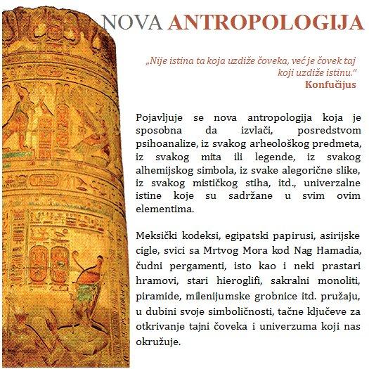 Nova antropologija