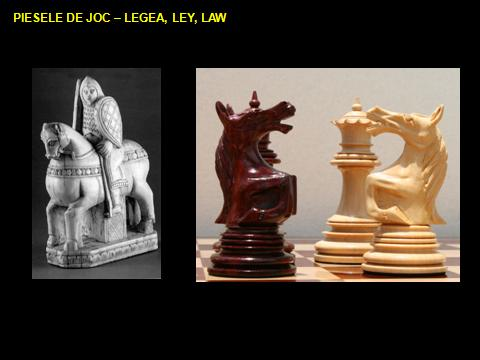 CHESS - the symbolism of the game of Chess, Calul