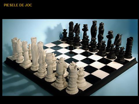 CHESS - the symbolism of the game of Chess