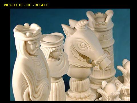 CHESS - the symbolism of the game of Chess, Regele