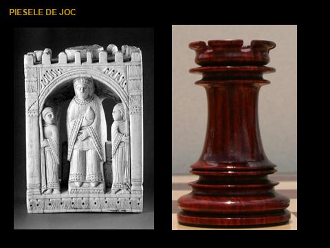 CHESS - the symbolism of the game of Chess, Turnul