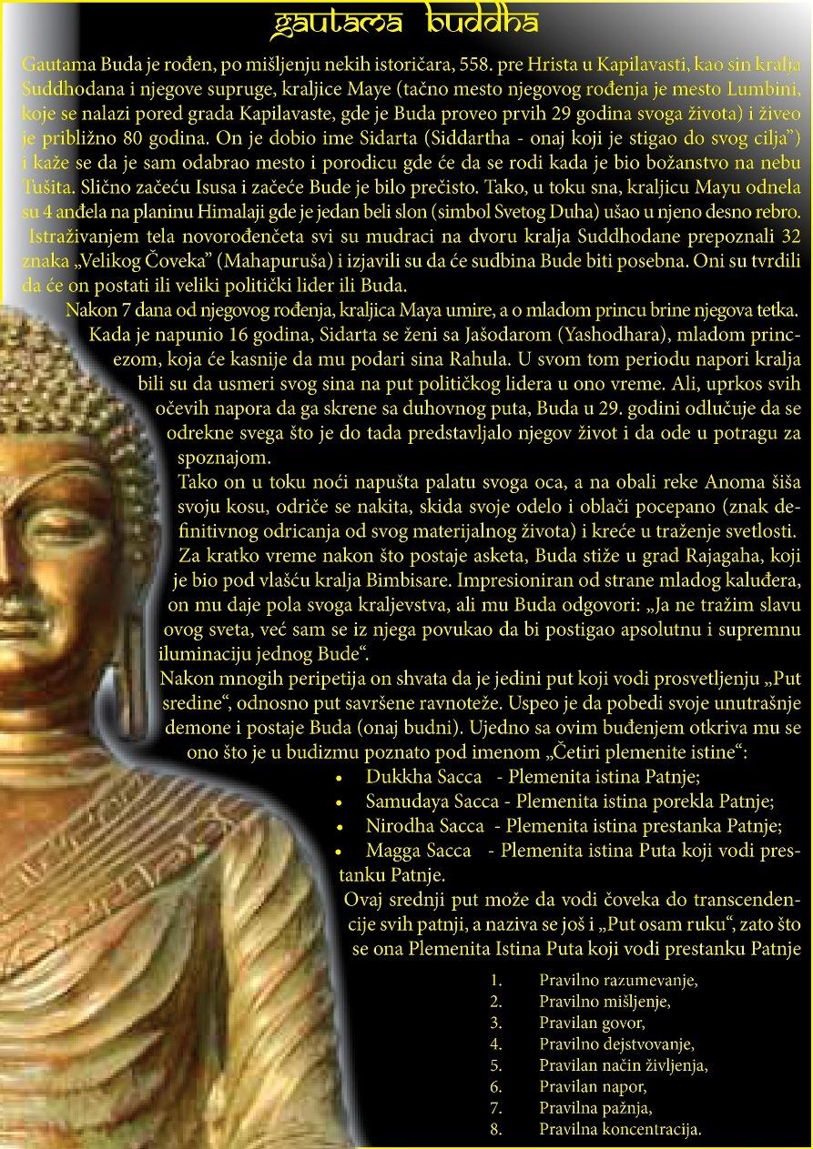 Gautama Buda (Buddha)