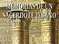Óscar Uzcategui, Sećanje tebanskog sveštenika, Sve prolazi