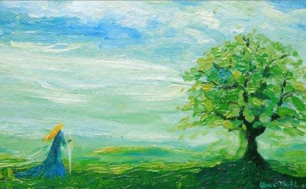 Biće, Stablo Života, Elena Ghita