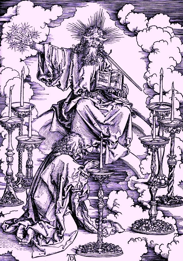Sedam Crkava, Poruka Vodolije